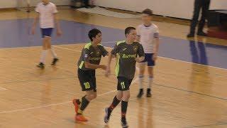 Лучшие моменты матчей. Futsal. Мини-футбол # 7.