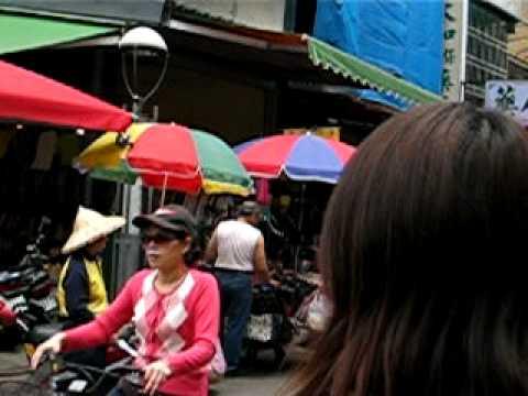 More Sanshia market sights