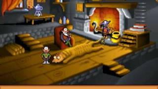 видео Goblins 2: The Prince Buffoon: Прохождение