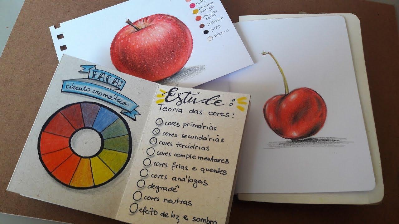 dicas e passo a passo como colorir com lápis de cor norma youtube