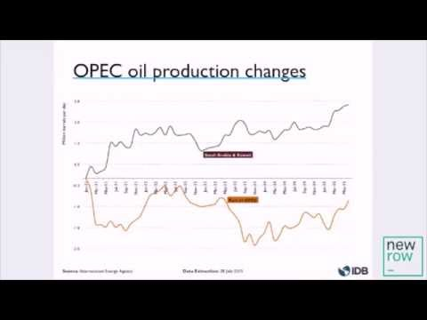 Webinar: Cheap Oil? Making Sense of a Competitive Oil Market