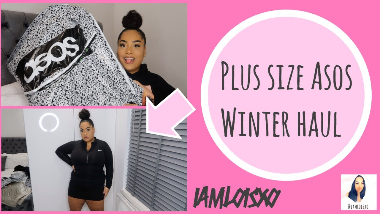 [VIDEO] - PLUS SIZE ASOS TRACKSUIT HAUL 2019 |@IAMLOISXO 9