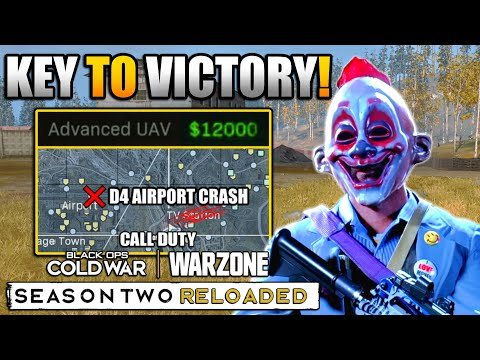 Advanced UAVs are Significantly Better Than Triple UAVs in Warzone & New Hidden/Secret Buy Locations - JGOD