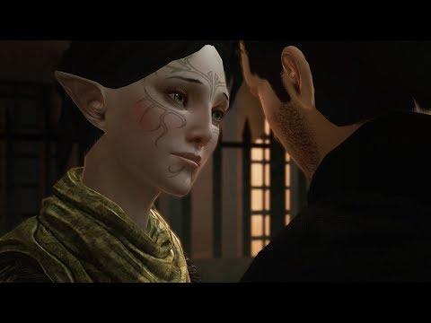 Complete Merrill Romance   Dragon Age 2