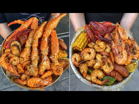 SO YUMMY SEAFOOD | MOST SATISFYING FOOD VIDEO COMPILATION | AWESOME TASTY FOOD #147