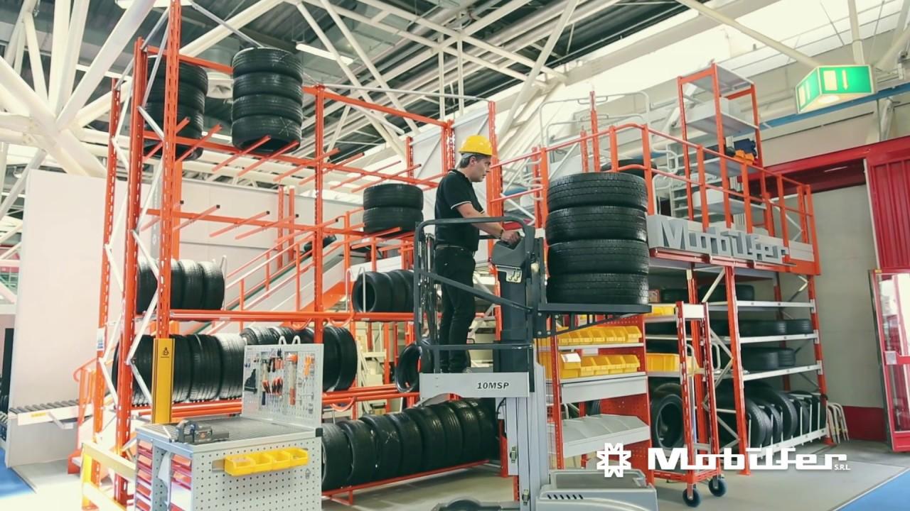 Scaffalature Metalliche Componibili Bari.Scaffalature Metalliche Industriali Per Negozi E Uffici Mobilfer Srl