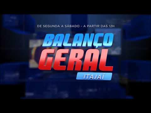 Balanço Geral Itajaí - Notícia em primeira mão