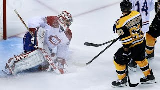 NHL: Snowing the Goalie