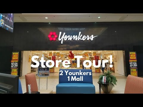 STORE TOUR: Younkers, Kennedy Mall, Dubuque, IA (GOING OUT OF BUSINESS)