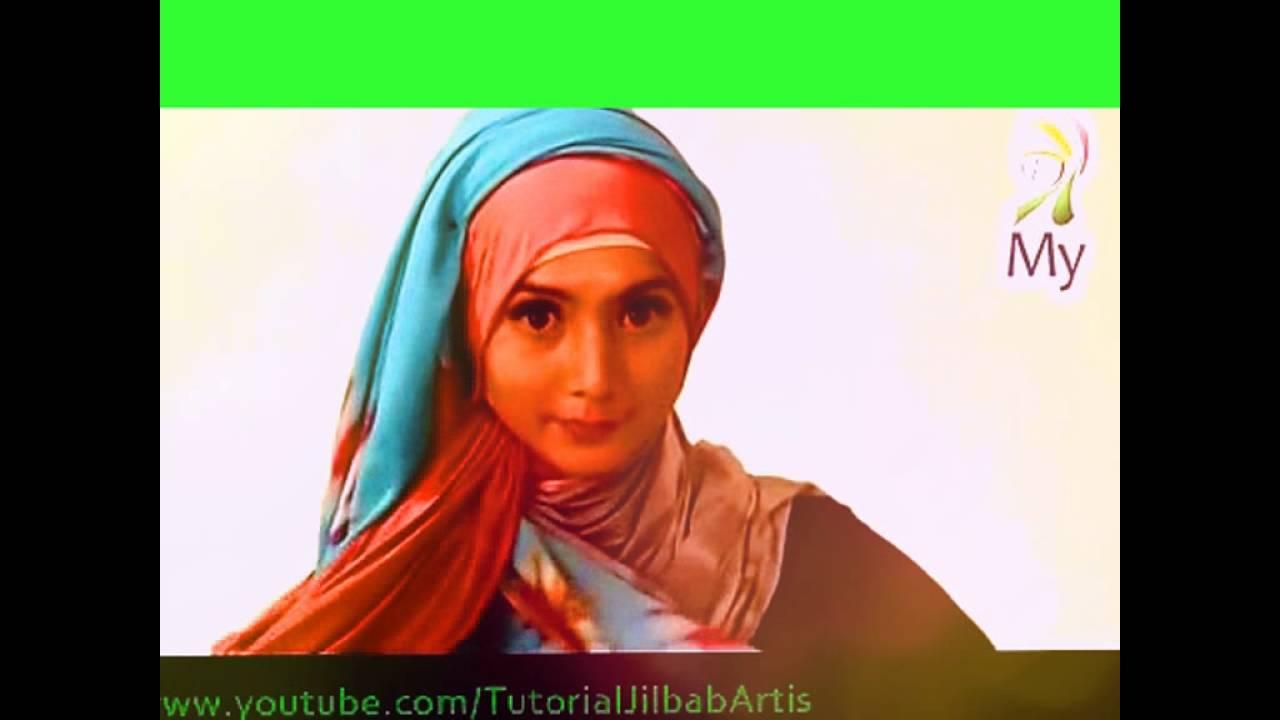 Tutorial Hijab Terbaru 2016 YouTube