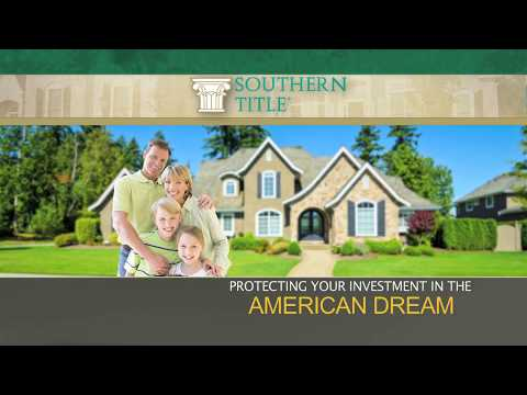 Simplify the Home Buying process with Southern TItle