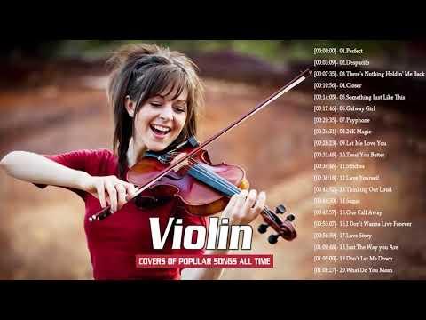 Самая популярная скрипка