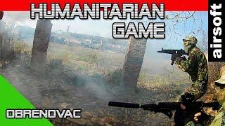 Airsoft Srbija , Humanitarian game , Obrenovac 2019