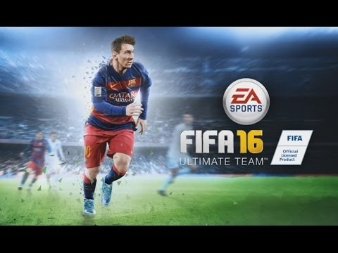 FIFA 16 - Android Gameplay HD