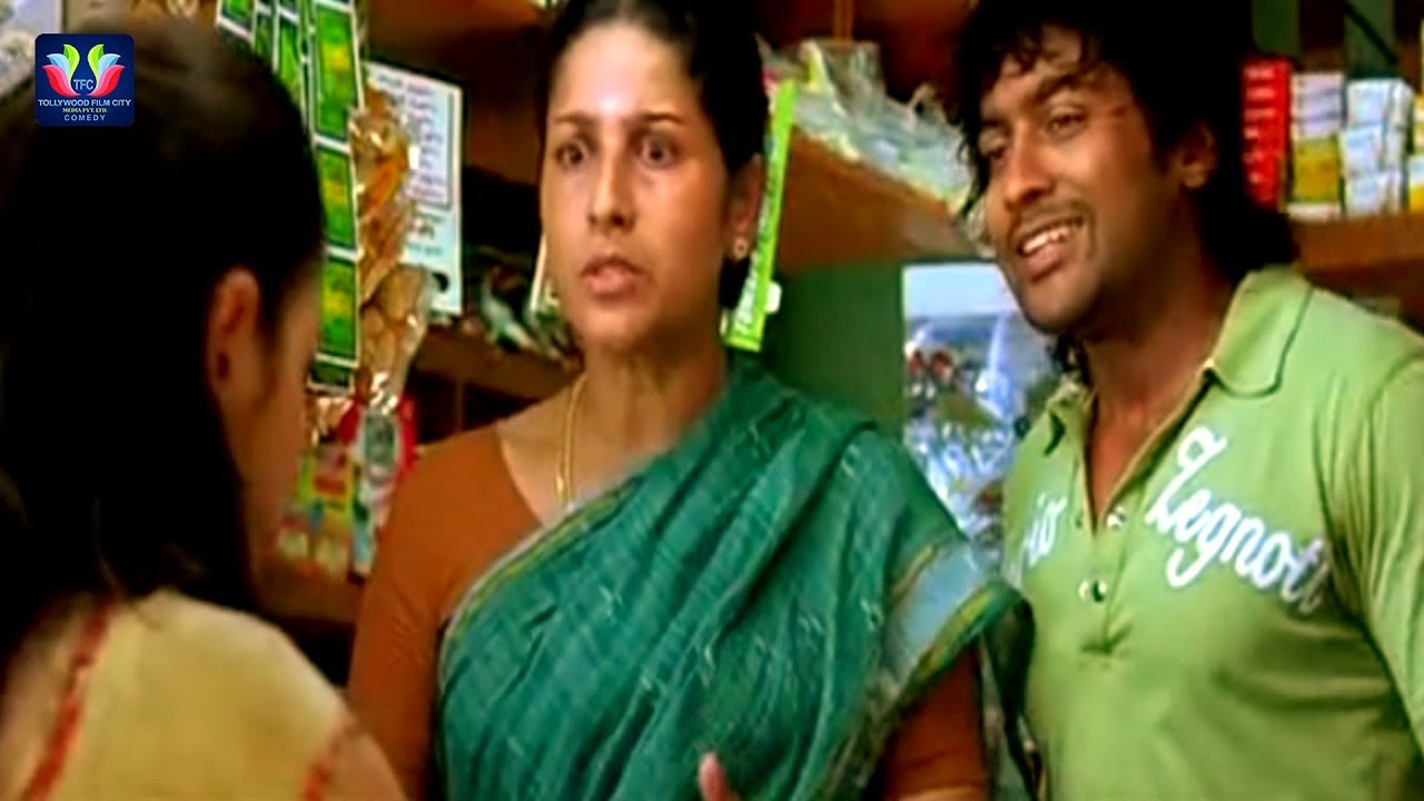 Download Suriya And Tamannaah Best Comedy Scene || Latest Telugu Comedy Scenes || TFC Comedy