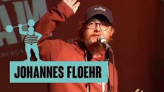 Johannes Floehr – Standup & Fragen