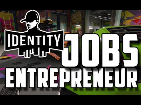 Identity Game - Jobs - Businessman / Entrepreneur