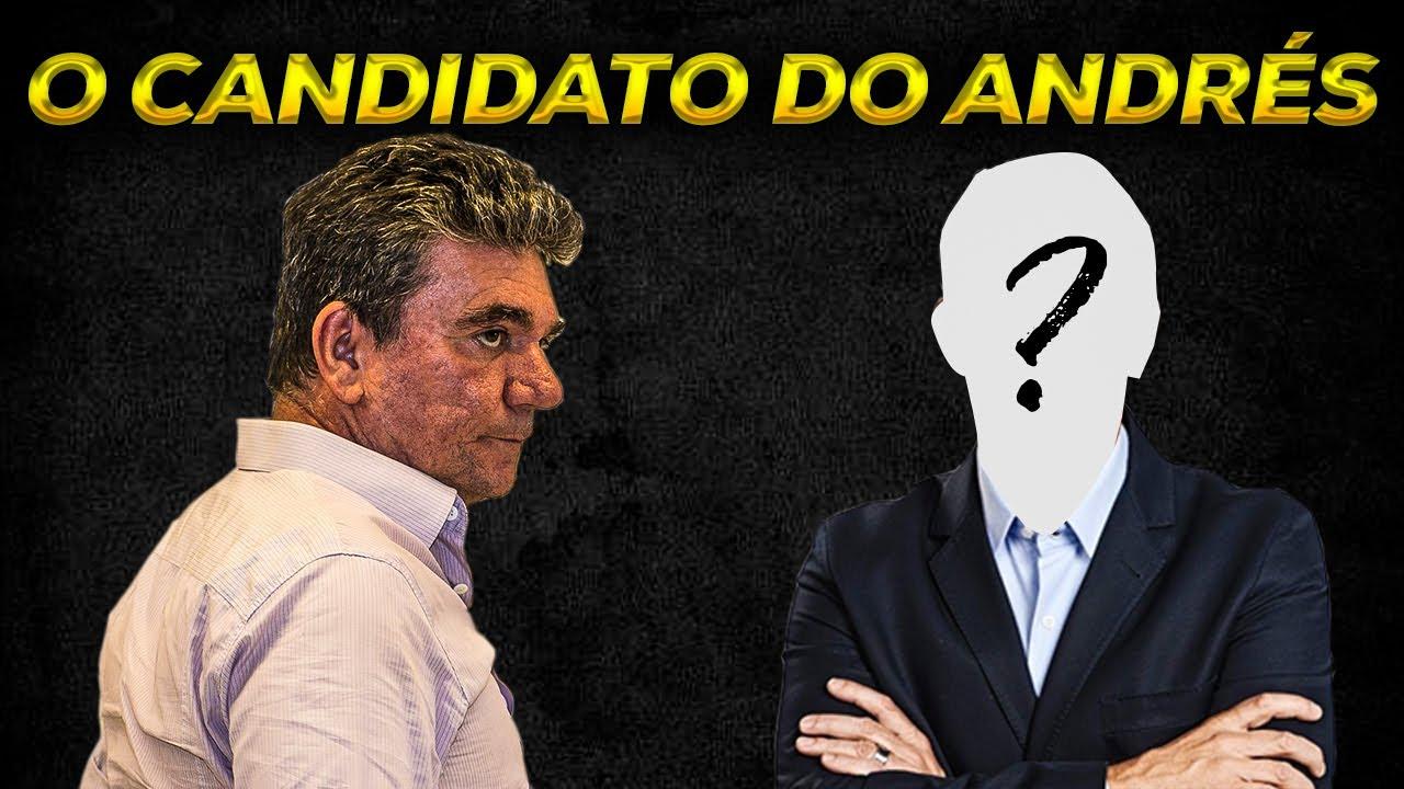 """""""ELE NÃO VAI EMBORA DE JEITO NENHUM"""" Citadini sobre Andrés Sanchez"""