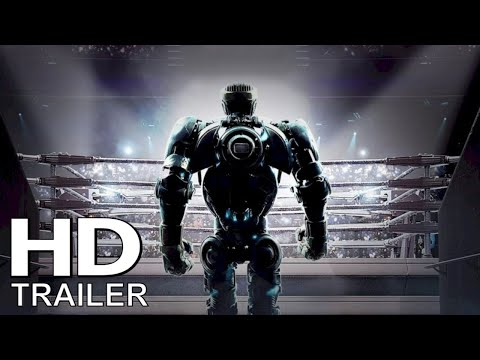 Real Steel 2  Hugh Jackman Robot Boxing Movie 2018 Teaser Trailer Movie HD FanMade  YouTube