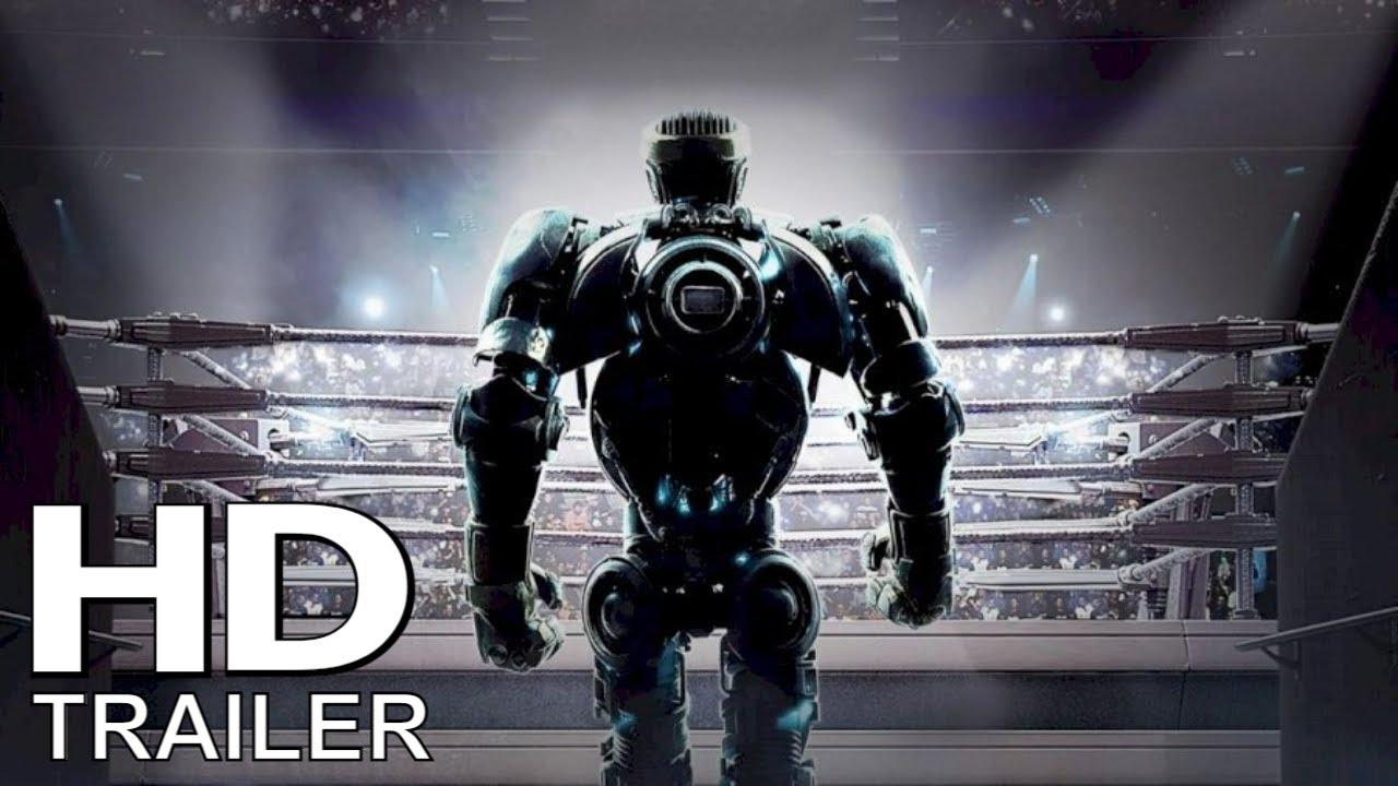Real Steel 2 Trailer German