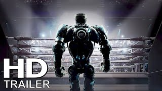 Real Steel 2  - Hugh Jackman Robot Boxing  (Movie 2018) Teaser Trailer Movie HD [Fan-Made]