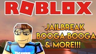 🌎🎮 Roblox 🔴 transmisión en vivo #76 PLAYING JAILBREAK, BOOGA BOOGA &GT! ¡Juega conmigo! 🎮🌎