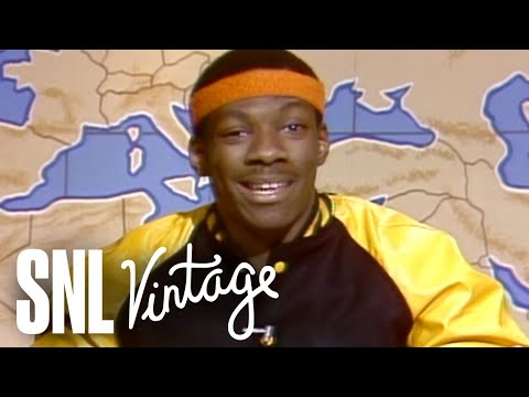 Eddie Murphy On Iran 1981 - Saturday Night Live