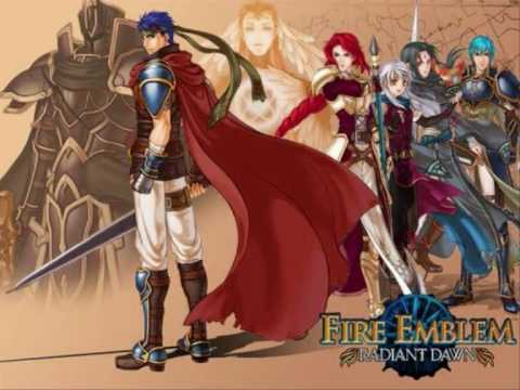how to play fire emblem radiant dawn
