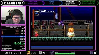 Castlevania: Rondo of Blood Maria Only 18:23