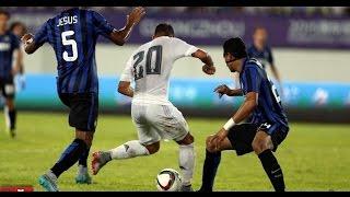 Real Madrid 3-0 Inter de Milan | Goles | 27/07/2015 | Amistoso