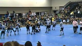 Monumental Mayhem Regionals, 2011: Brew City v. Chicago Outfit 7