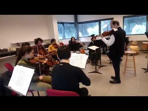 Yaakov Rubinstein Vivaldi winter final Tel Aviv soloists rehearsal 28 2 19