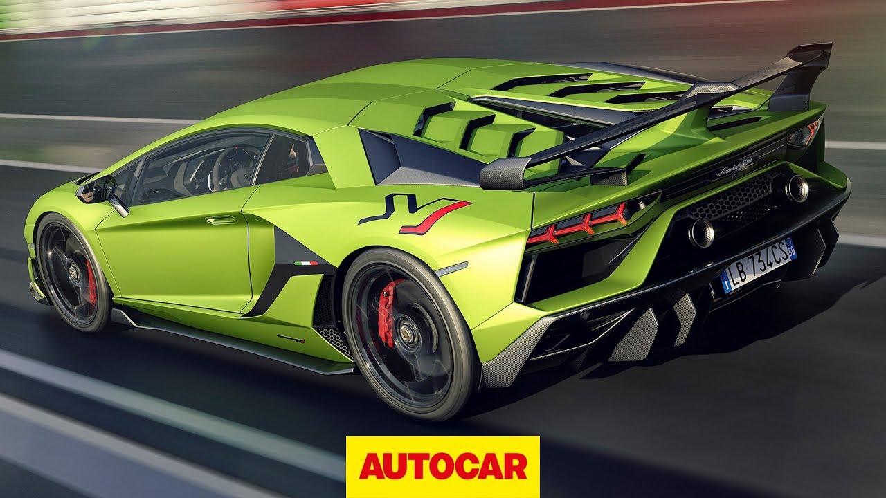 2019 Lamborghini Aventador Svj Review 759bhp V12 Hypercar Driven