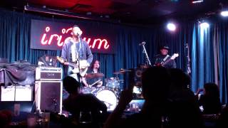 FOXY LADY Billy Cox on bass, Eric Gales guitar and Rich on the drum