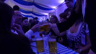 Oktoberfest party at EY Luxembourg