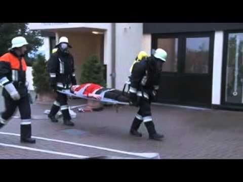 200 Rettungskräfte übten am Rhön Park Hotel den Ernstfall