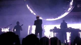 Xavier Naidoo Live in Oberhausen 19.11.2009 Himmel über Deutschland