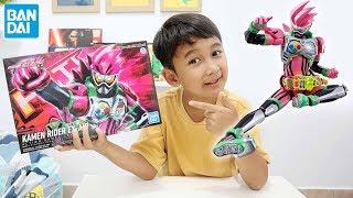 Ziyan Beli Kamen Rider Ex Aid Action Gamer - Mainan Figure-Rise Standard dari Bandai