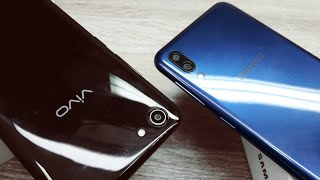 Galaxy M10 vs Vivo Y81i - Which Should You Buy ?