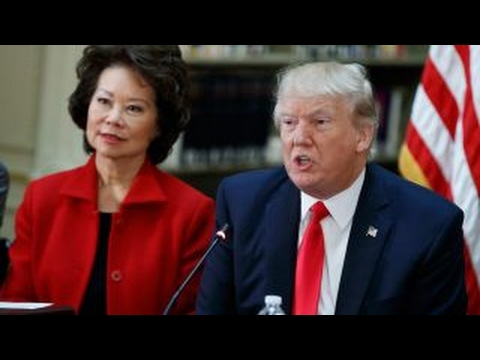 Elaine Chao on her family: Our story is the American story