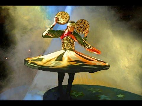 Шарм-Эль-Шейх Египет Танура танец с юбками