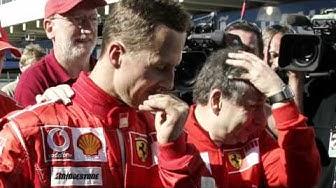 Jean Todt hoffnungsvoll nach Besuch bei Michael Schumacher   Verunglückter F1-Weltmeister