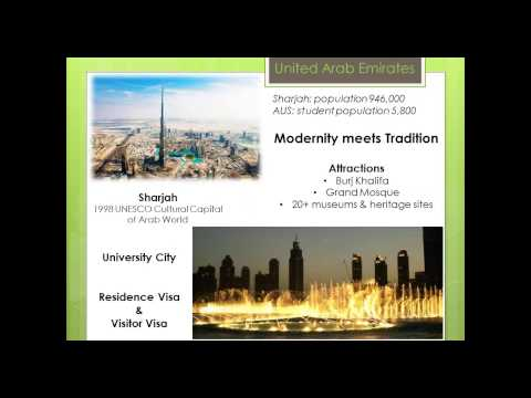 Africa and the Middle East: Diversify your study abroad destinations