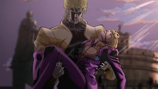 DIO saves Giorno - (Leaked)