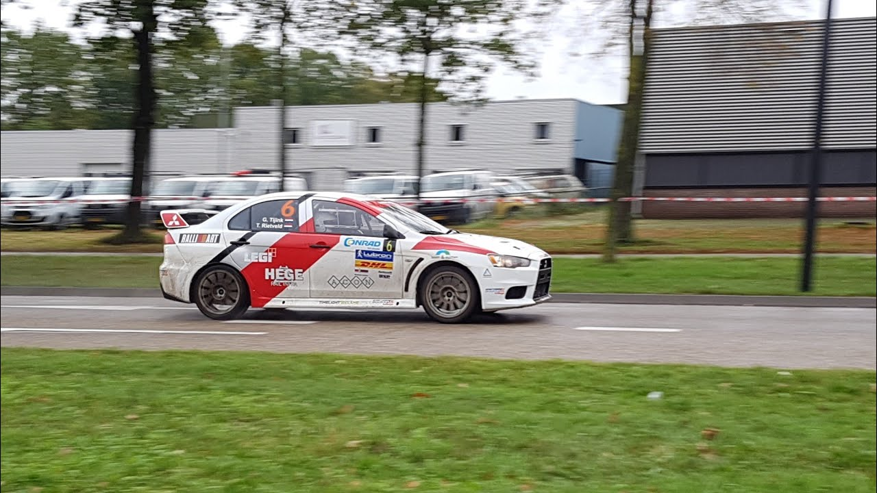 Fabulous Conrad Twente Rally 2017 - YouTube IH-57