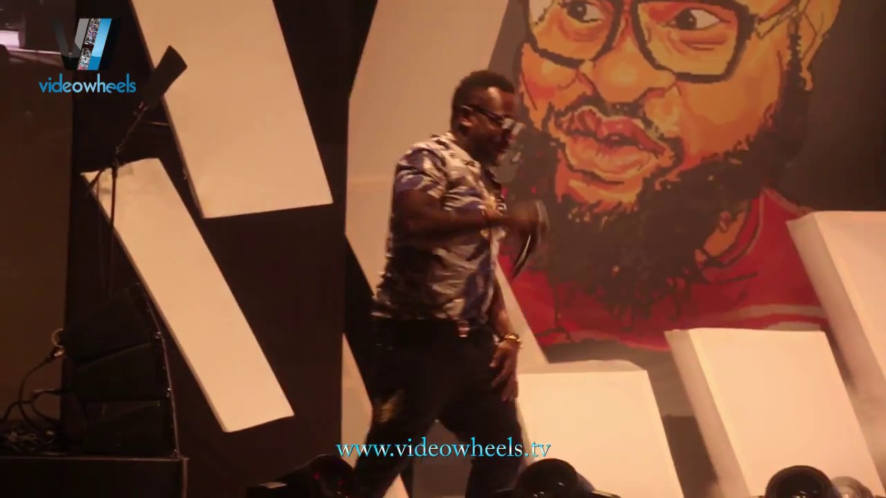 DUNCAN MIGHTY SETS THE STAGE ON FIRE AT YAW AND SOUND SULTAN'S #APERE (Nigerian Entertainment)