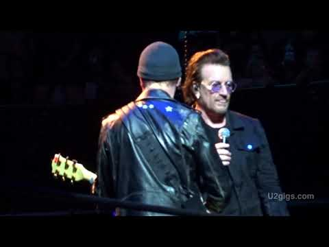 U2 Dublin Who's Gonna Ride Your Wild Horses 2018-11-10 - U2gigs