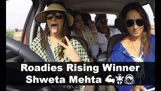 Roadies Rising Winner 2017: Shweta Mehta From Neha Dhupia's Gang