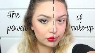 THE POWER OF MAKE UP! | ilamakeup02♡
