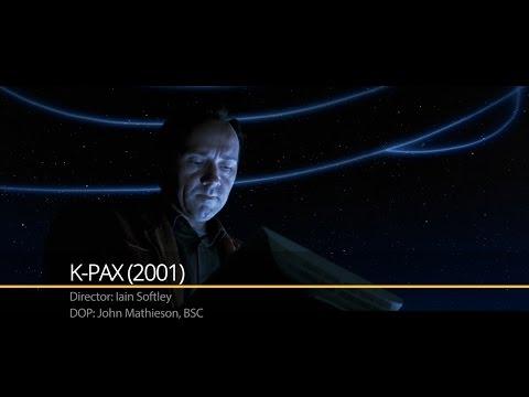Case Study || John Mathieson - K-PAX (2001)